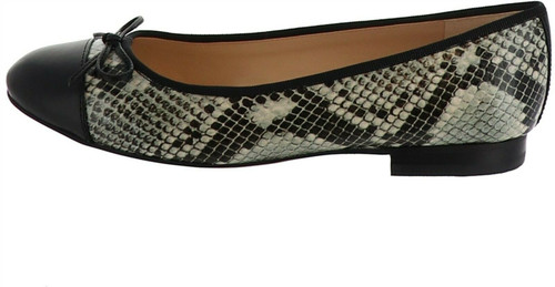 Marc Fisher Leather Ballet Flats Jodi NEW S9469