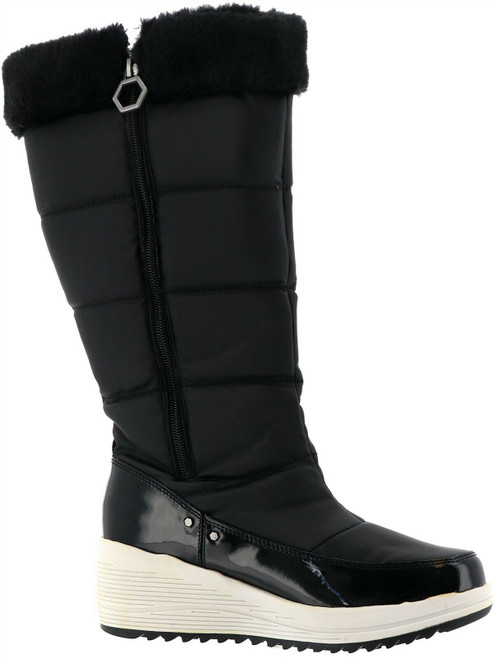Sporto® Winifred Waterproof Quilted Sneaker Boot NEW 676-428
