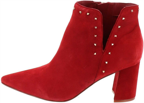 Marc Fisher Pointed-Toe Booties Client NEW A371537