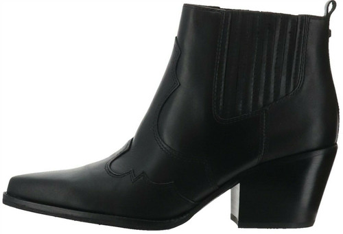 Sam Edelman Suede Western Ankle Boots Winona NEW A371259