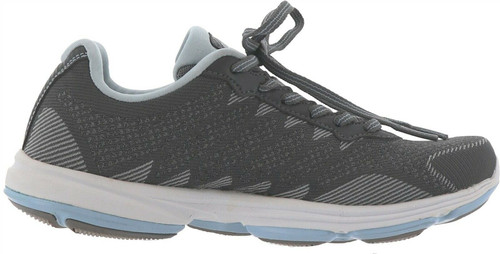 Ryka Knit Lace-Up Sneakers Dominion NEW A353981