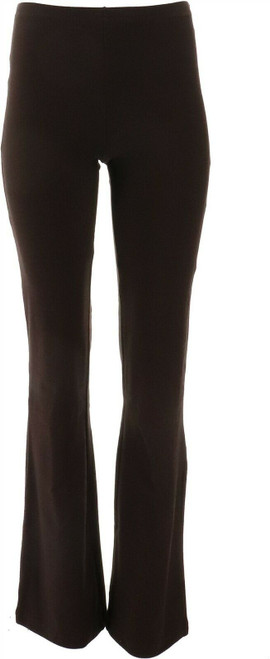 Women with Control Tall Stretch Boot Cut Leggings NEW A97386