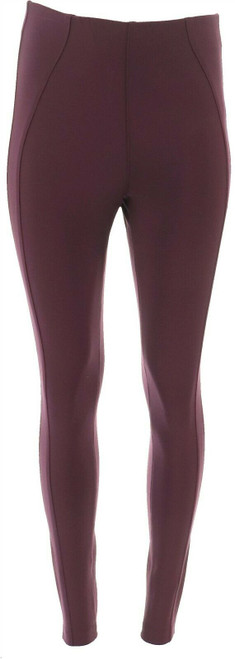 Kelly Clinton Kelly Ponte Pull-on Ankle Pants Seams A297936