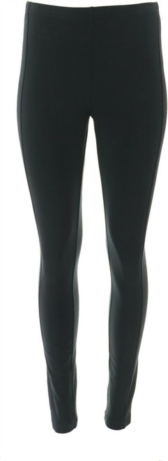 Women with Control Pull-On Leggings Side Panels NEW A284263