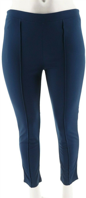 Joan Rivers Petite Length Pull-on Knit Legging Seam NEW A262858