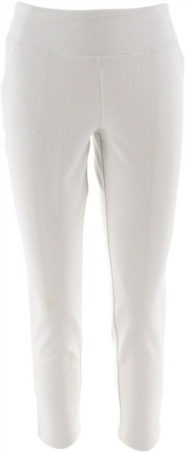 Women with Control Petite Tummy Control Ankle Pant NEW A302065
