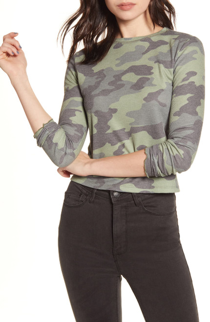 BP. Cozy Thermal Top 3X Olive Grove Camo NEW
