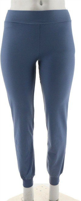 Women with Control Foldover Waist Knit Pants NEW A287079