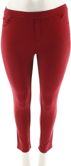 Denim & Co How Comfy Pull-on Leggings NEW A256967