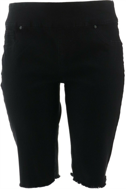DG2 Diane Gilman Stretch Pull-On Bermuda Short Basic NEW 697-720