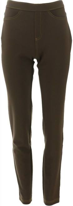Antthony Boss Lady Techno Stretch Pull-On Jeans NEW 683-913