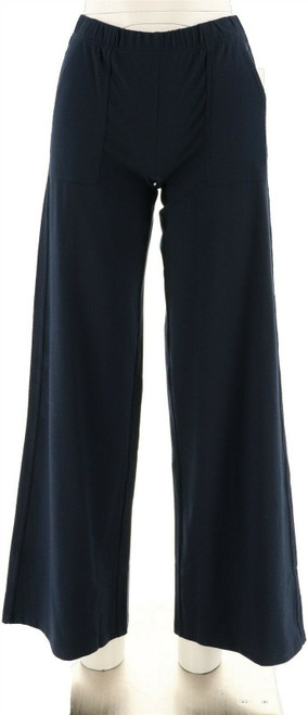Women with Control Wide Leg Pants with Pocket NEW A282047