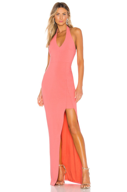 LIKELY Rudina Gown 6 Coral NEW LIKR-WD350