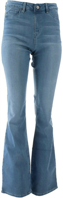 Hot in Hollywood Tall Silky Boot Cut Jeans NEW A295344