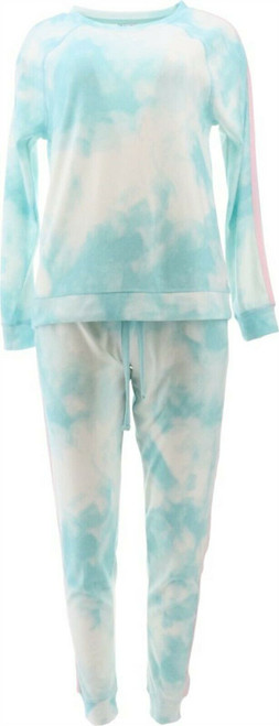 Splendid Ombre French Terry Pullover Jogger Set A391478