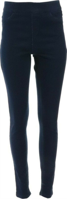 Denim & Co Tall Comfy Knit Pull-On Jeggings A383375