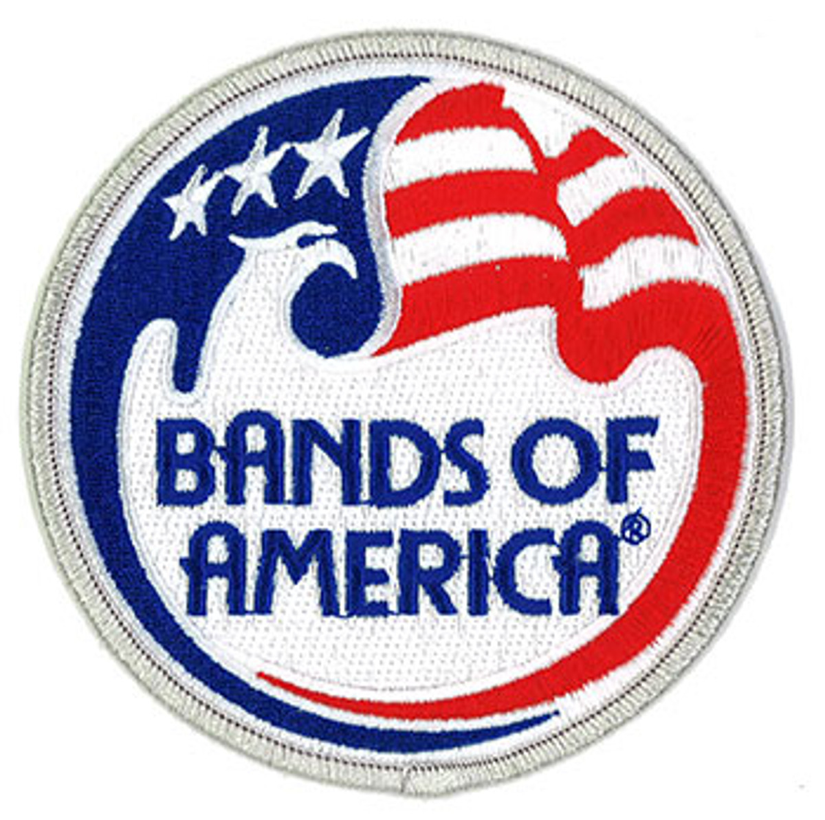 BOA Logo Patch