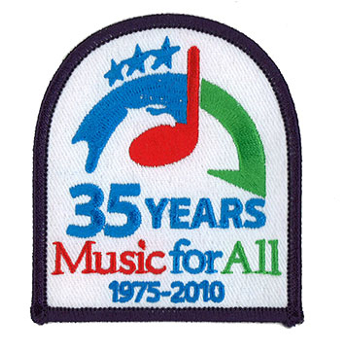 BOA 35th Anniversary Patch