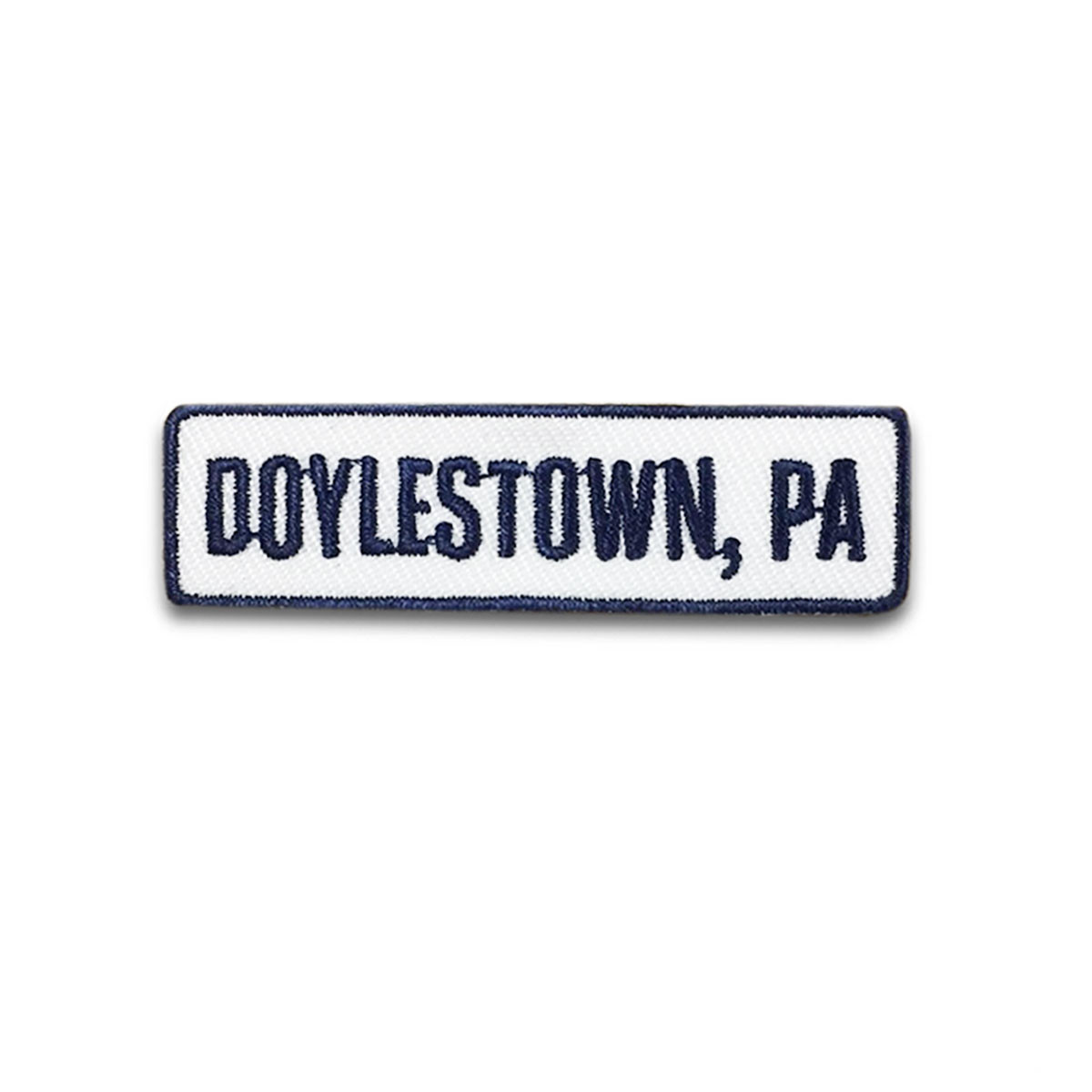 Doylestown, PA Rocker Patch