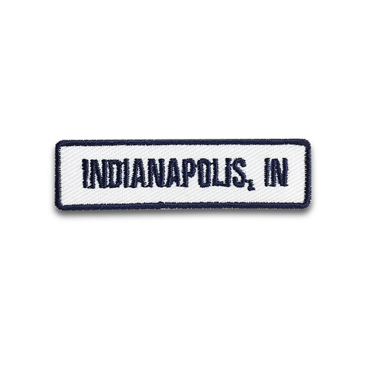 Indianapolis, IN Rocker Patch