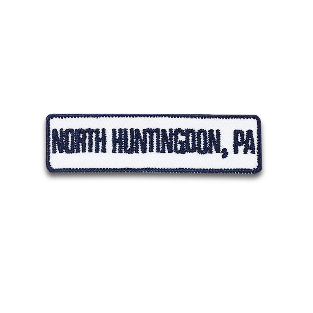 North Huntingdon, PA Rocker Patch
