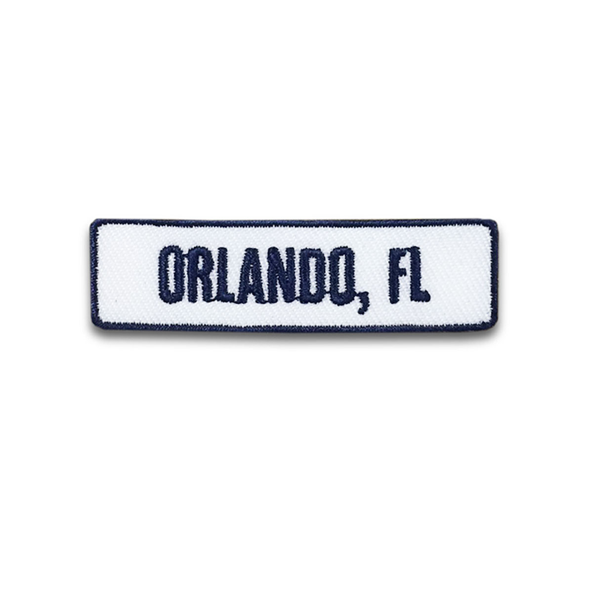 Orlando, FL Rocker Patch