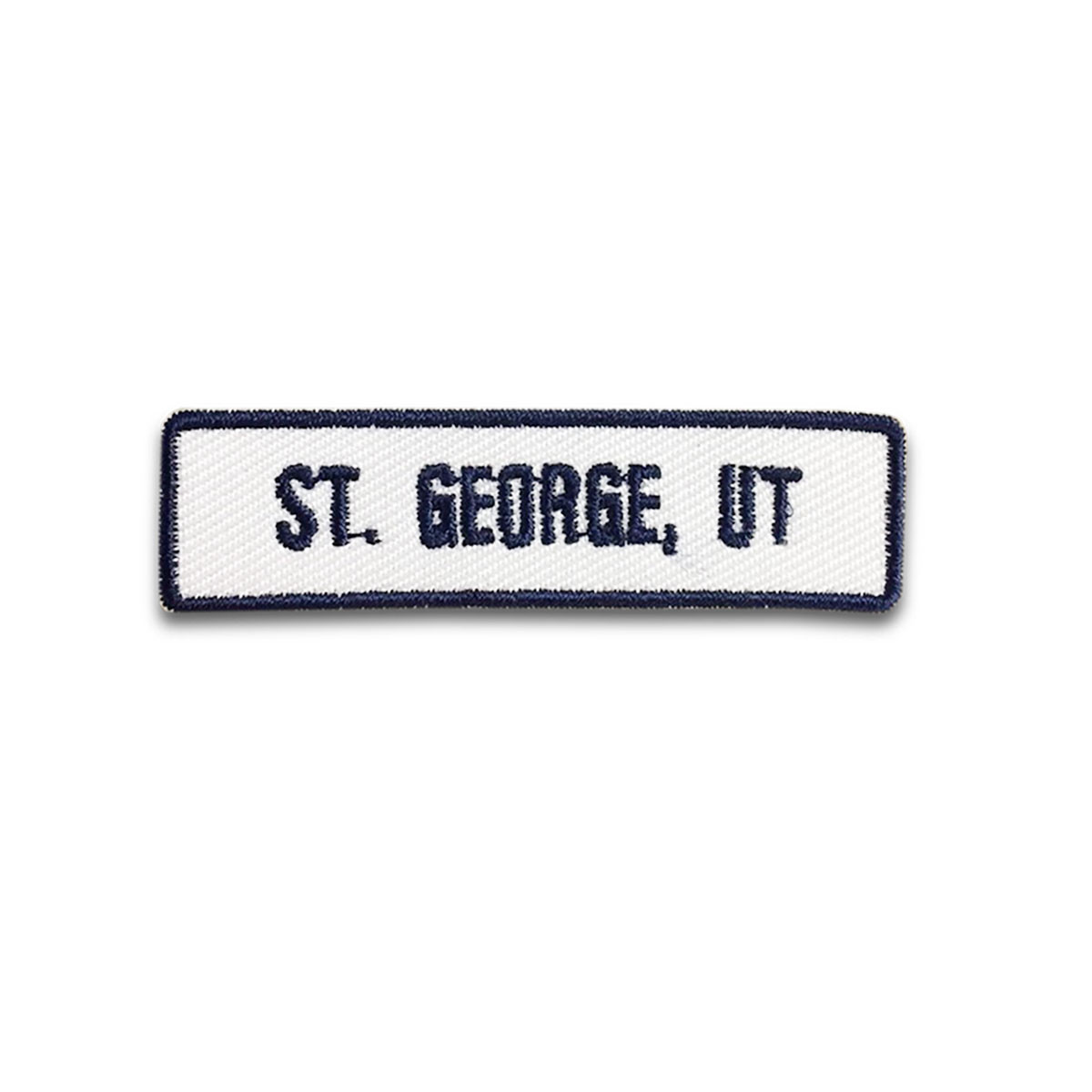 St. George, UT Rocker Patch