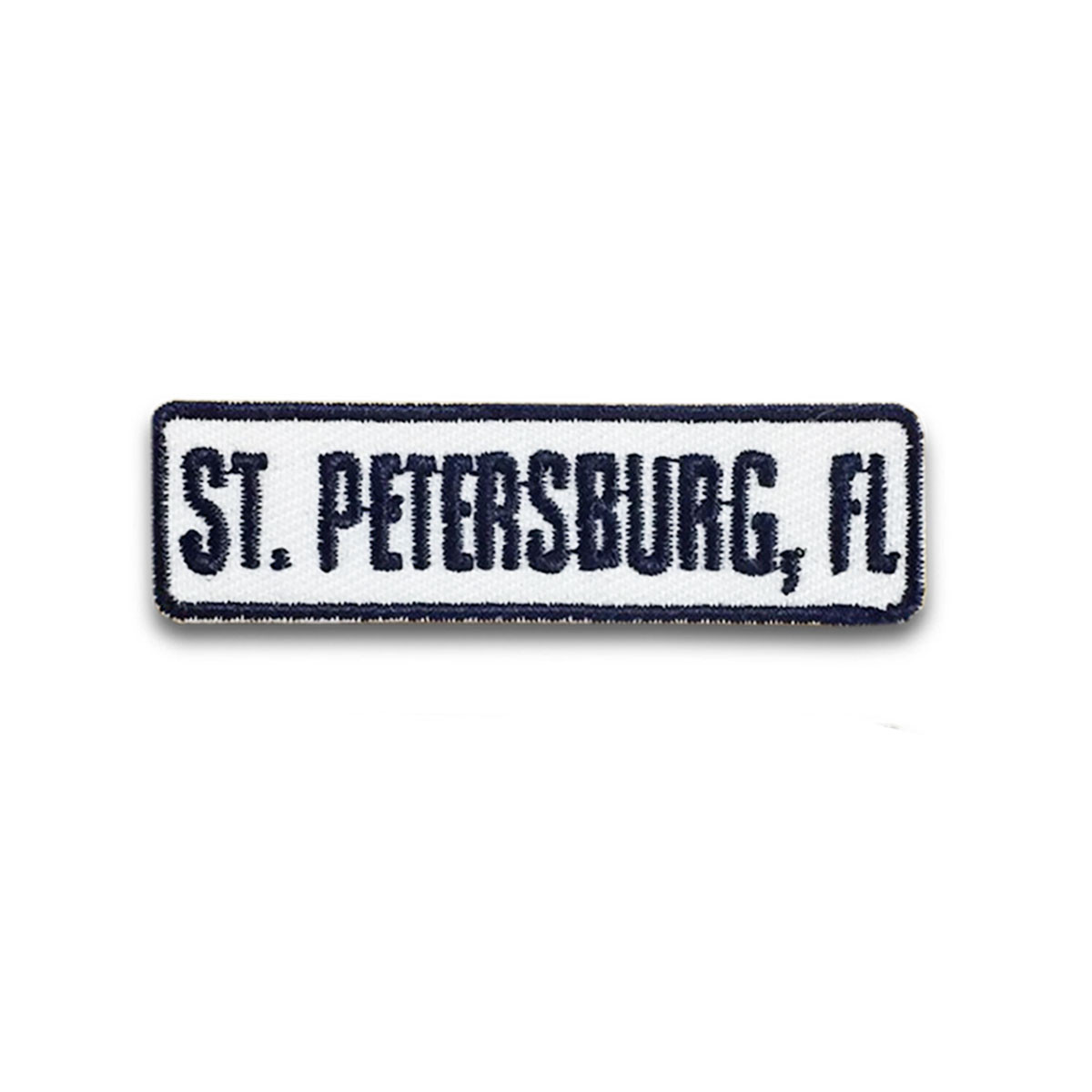 St. Petersburg, FL Rocker Patch