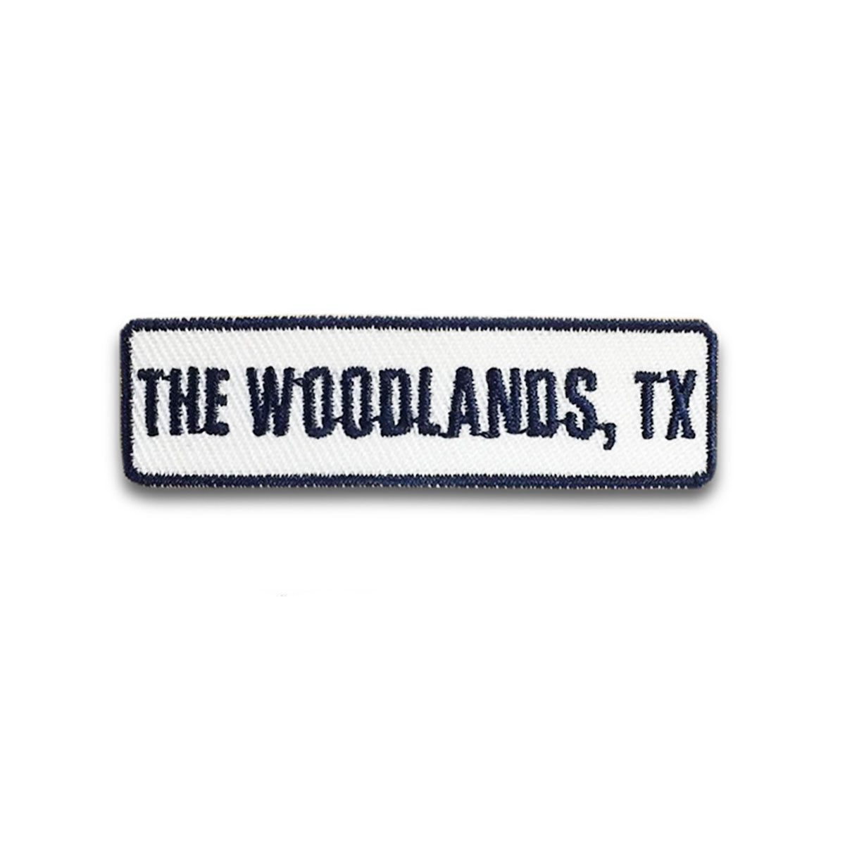 The Woodlands, TX Rocker Patch