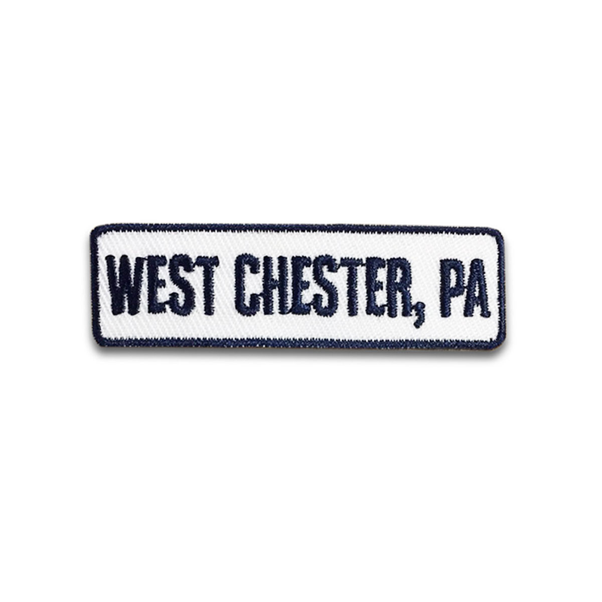 West Chester, PA Rocker Patch