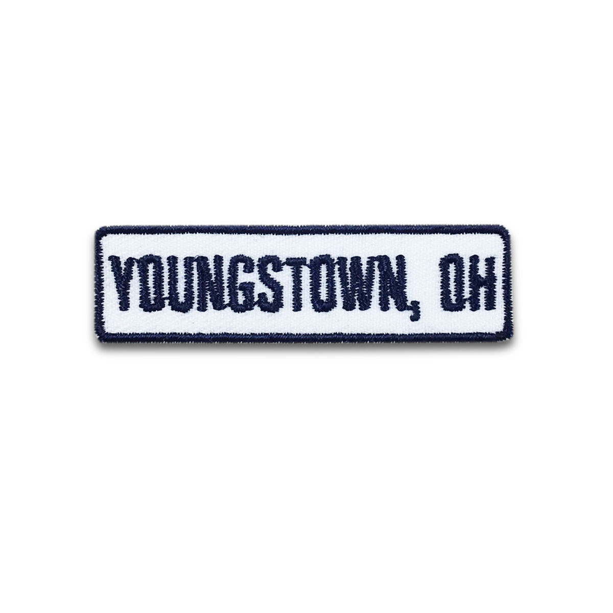Youngston, OH Rocker Patch