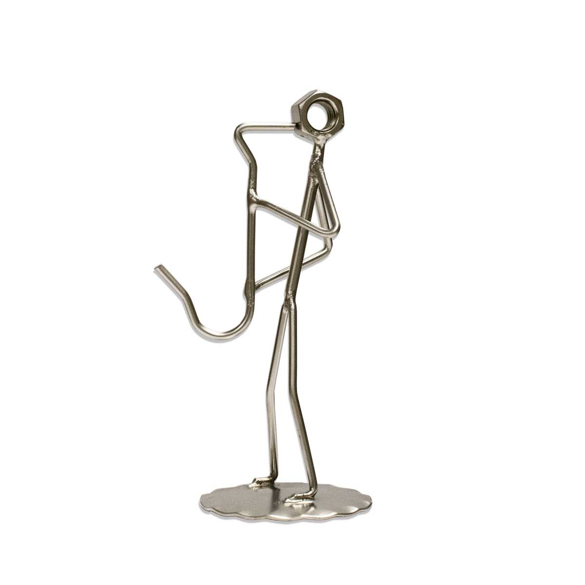 Saxophone - Metal Figure