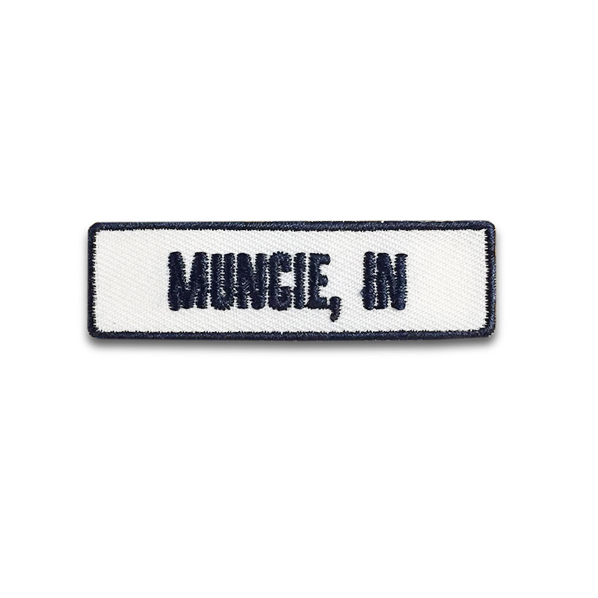 Muncie, IN Rocker Patch