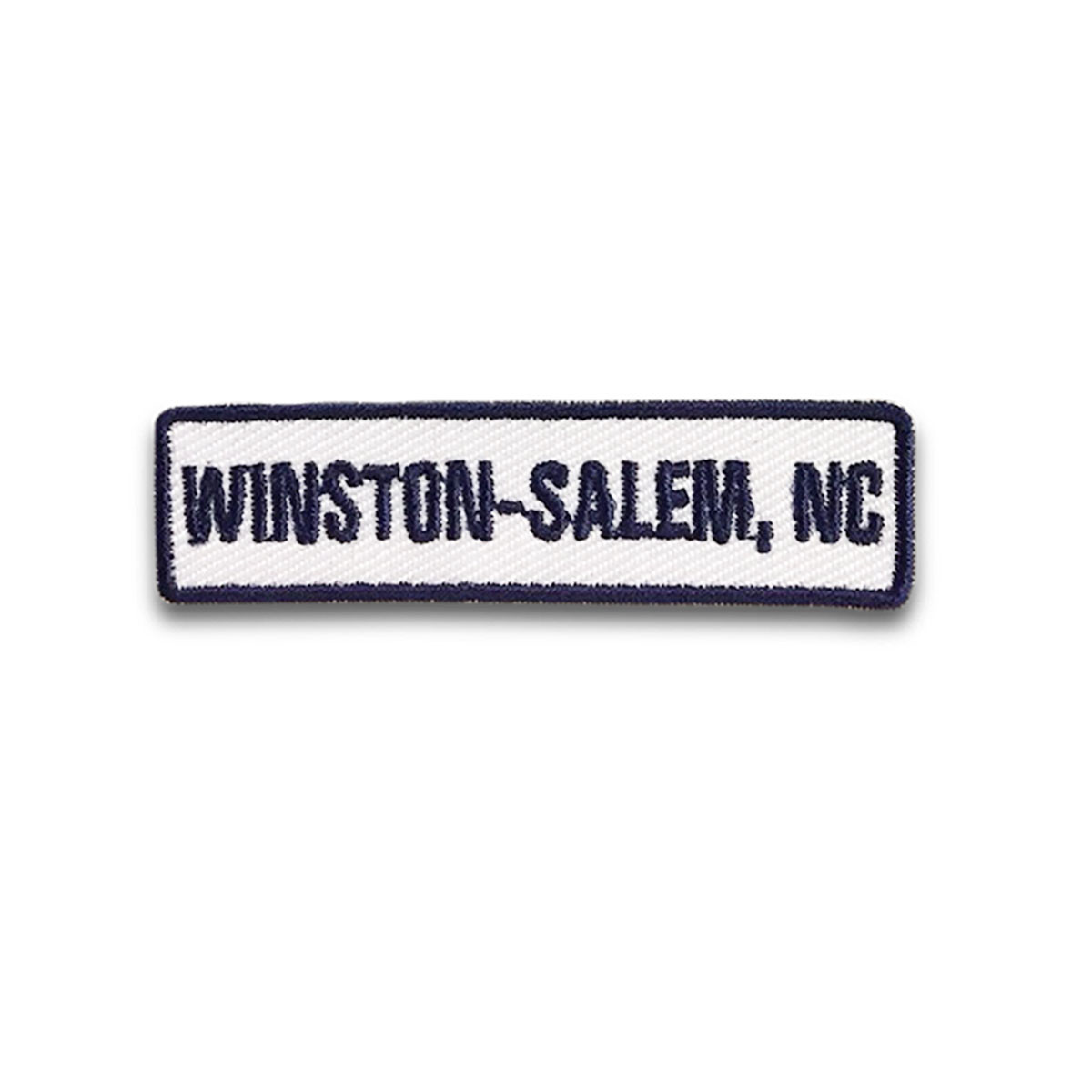 Winston-Salem, NC Rocker Patch
