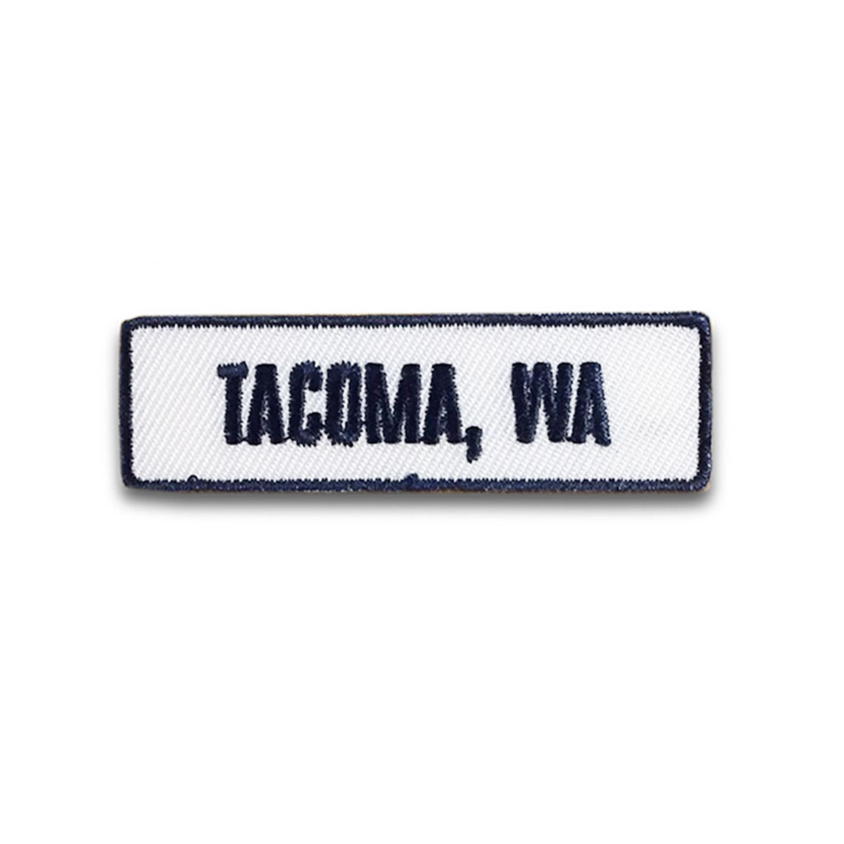Tacoma, WA Rocker Patch
