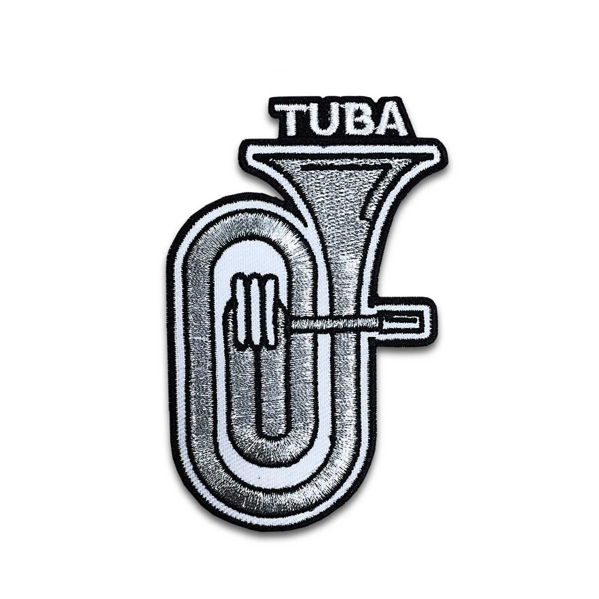 Tuba Concert Instrument Patch