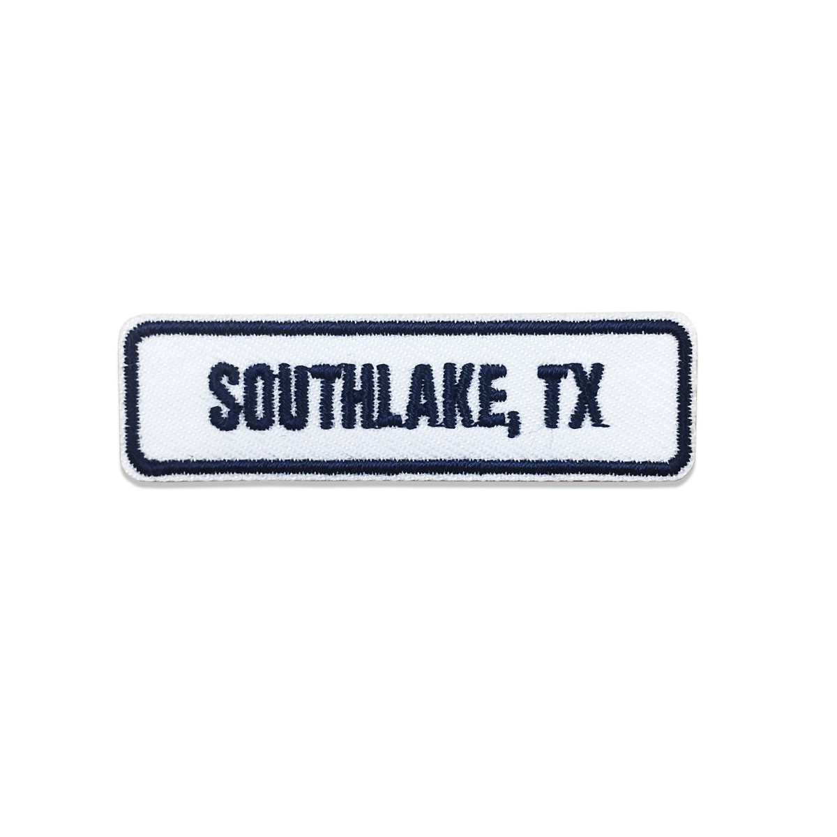 Southlake, TX Rocker Patch