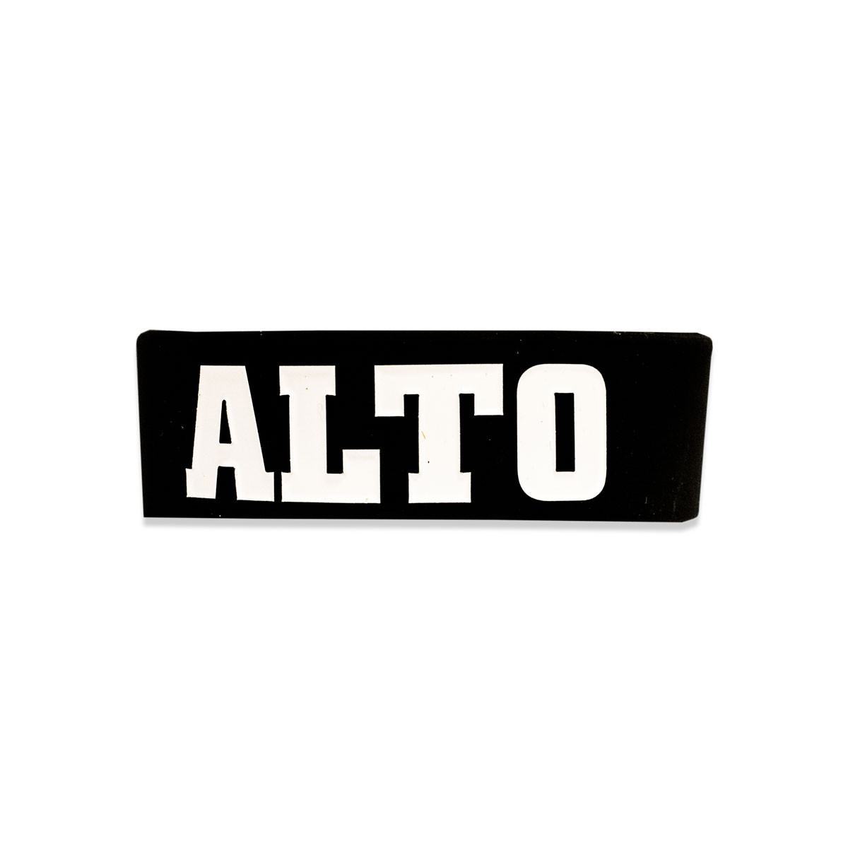 Alto Choir Wristband