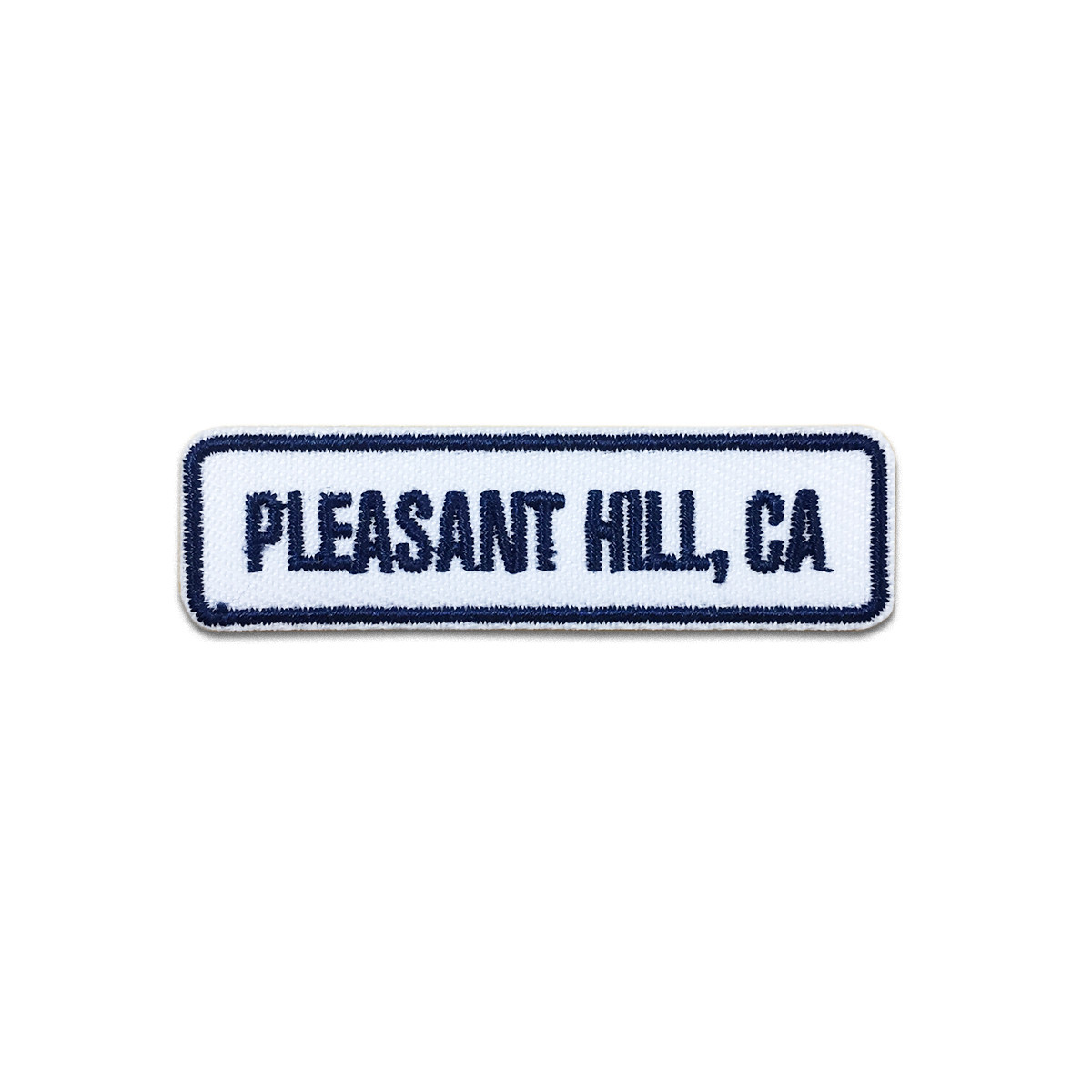 Pleasant Hill, CA Rocker Patch