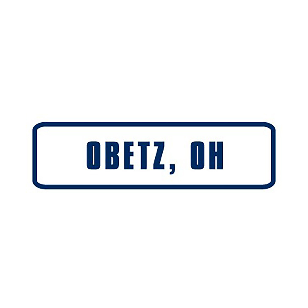 Obetz,OH Rocker Patch