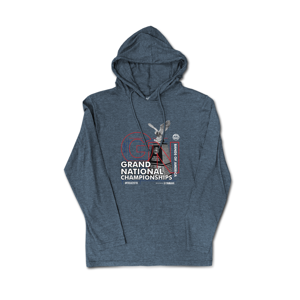 2019 BOA Grand Nationals T-Shirt Hoodie