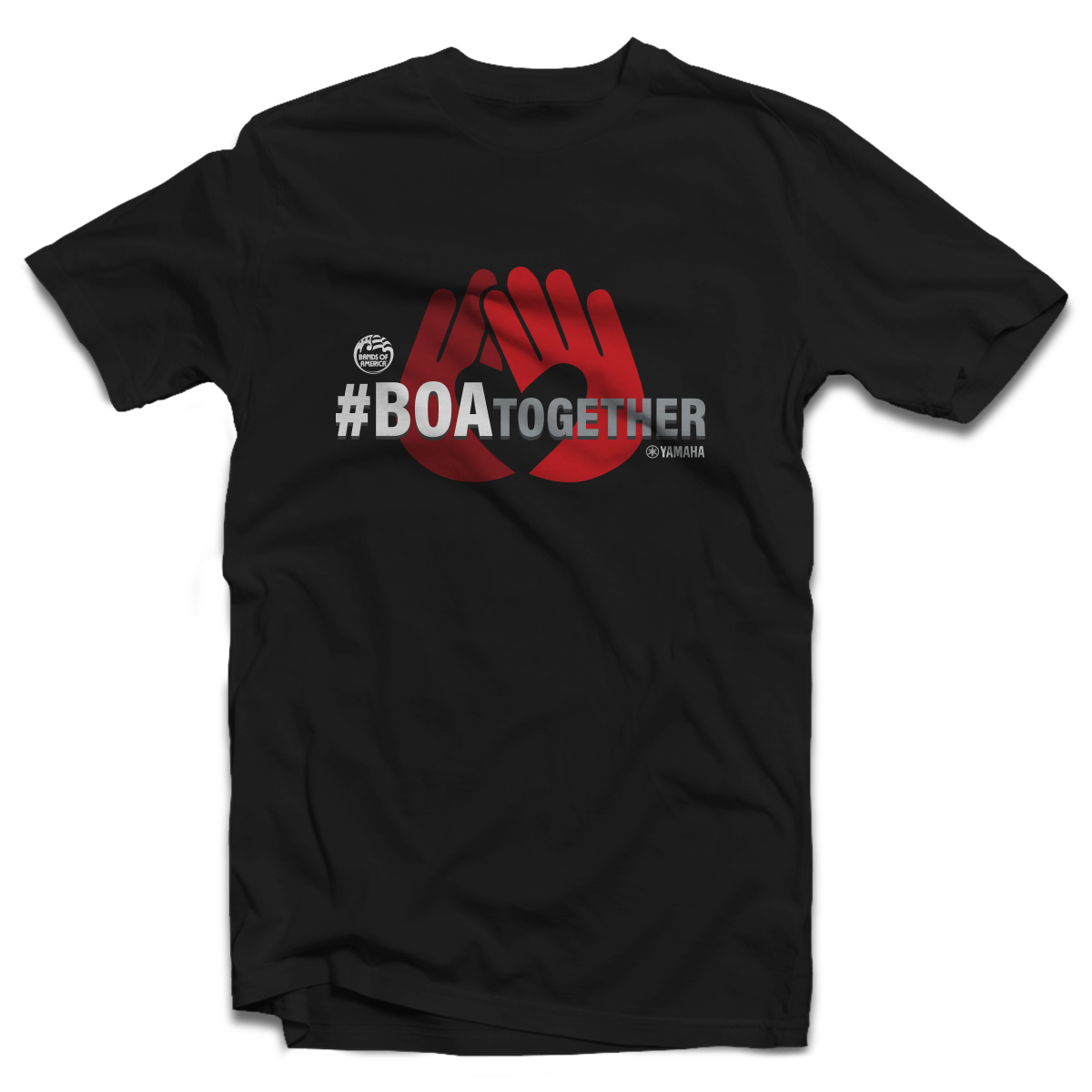 Limited Edition: #BOATogether T-shirt