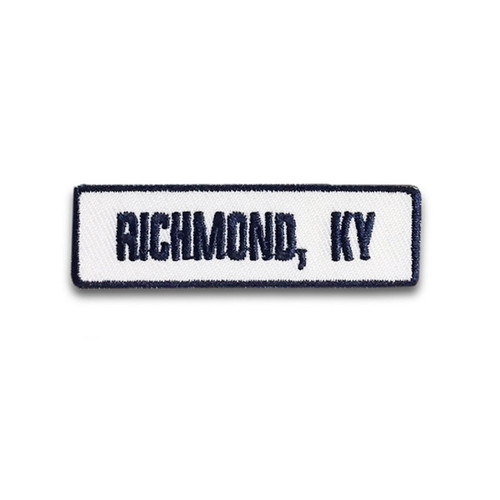 Richmond, KY Rocker Patch