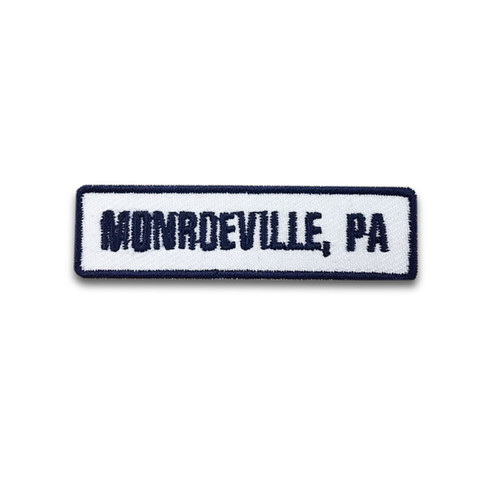 Monroeville, PA Rocker Patch