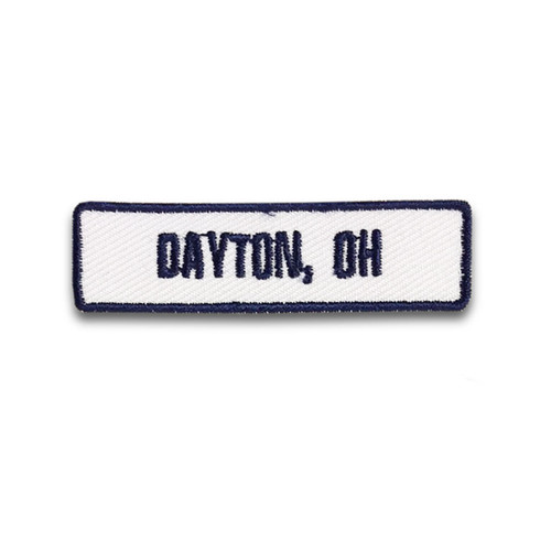 Dayton, OH Rocker Patch