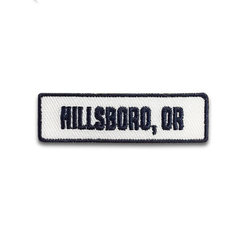Hillsboro, OR Rocker Patch