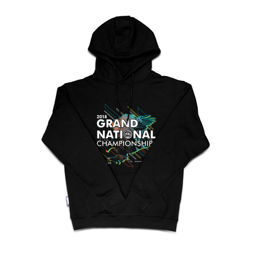 2018 BOA Grand Nationals Black Event Hoodie