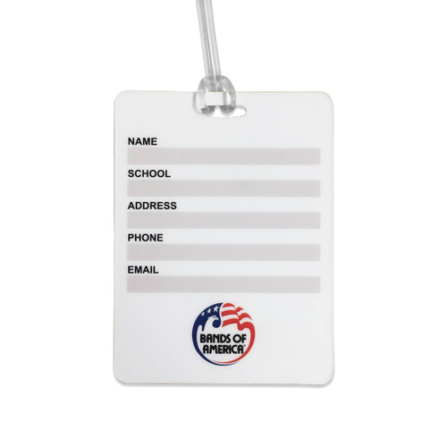 BOA Luggage Tag