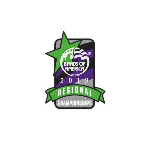 2019 BOA Regional Championship Patch