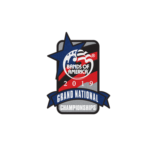 2019 BOA Grand National Championship Patch